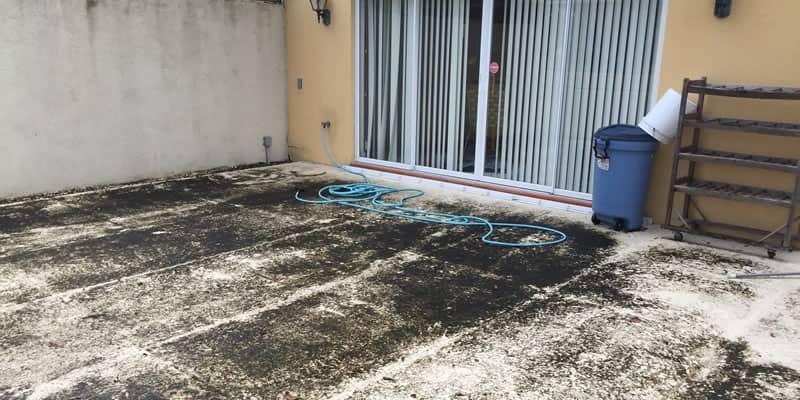Concrete Pressure Cleaning
