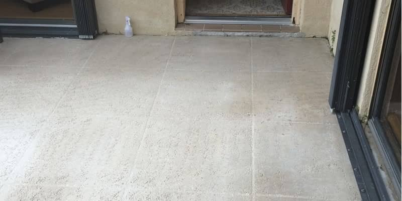Hydra Pressure Concrete Cleaning