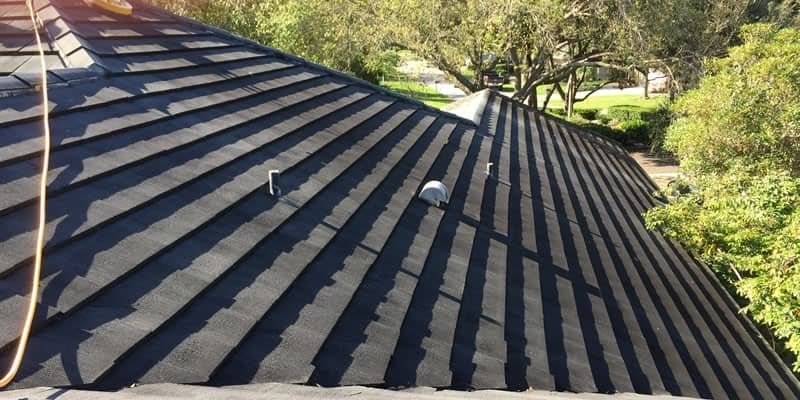 Hydra Roof Pressure Cleaning