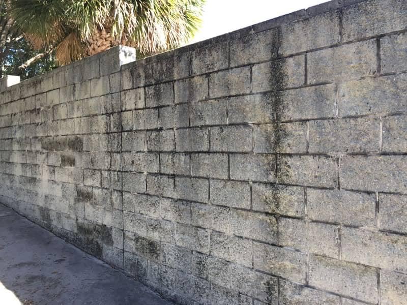Brick Pressure Cleaning